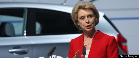 WA Governor Chris Gregoire, Photo by Sean Gallup/Getty Images