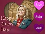 Happy Galentine's Day! Amy Pohler