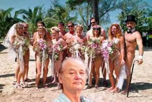 Nude Wedding Bill Murray