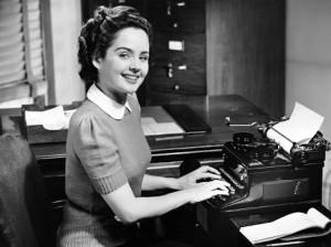 woman-computer-vintage