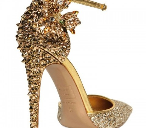 cheap-gold-shoes-for-wedding