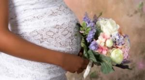 pregnant-bride-dress