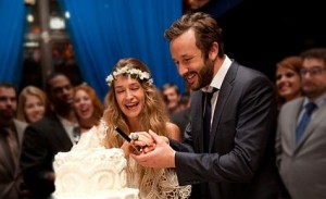 Jessa, from HBO's Girls, getting married