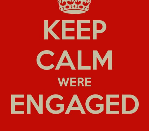 keep-calm-were-engaged