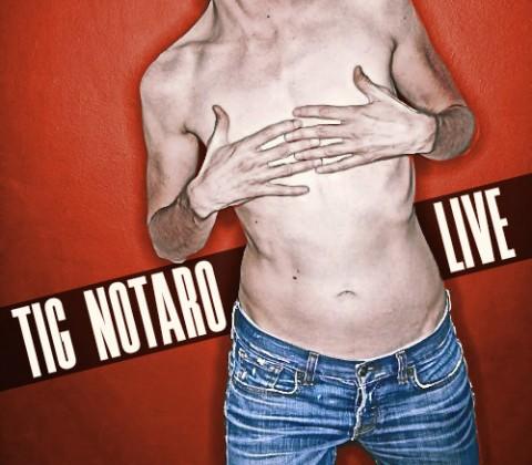 Tig Notaro comedy cover for LIVE!