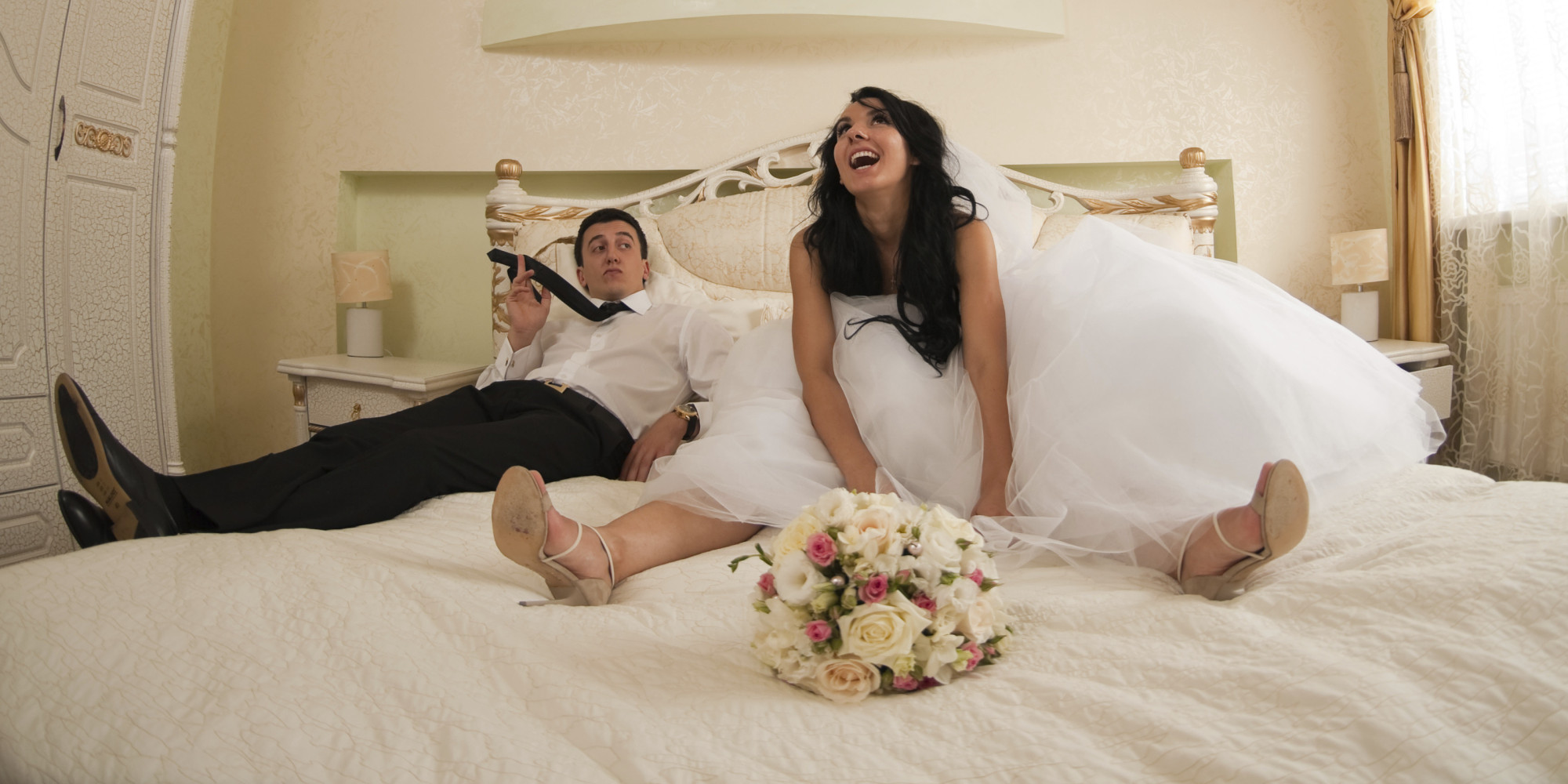 To Sleep Or Not With Your Fiancé The Night Before Wedding