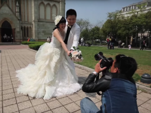 Image Caption: The Economist Video -  Why China and India face a marriage crisis