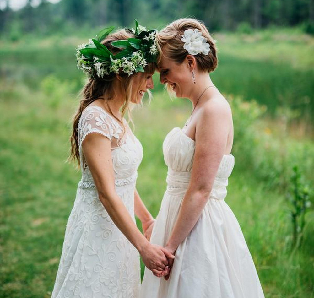 Wedding Dresses That Make The World A Better Place | TheFeministBride