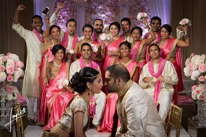 Image: Little India - Ekta Patel and Amar Patel's wedding